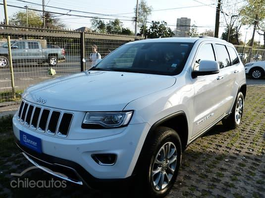 JEEP GRAND CHEROKEE 2016 3.6 AUT