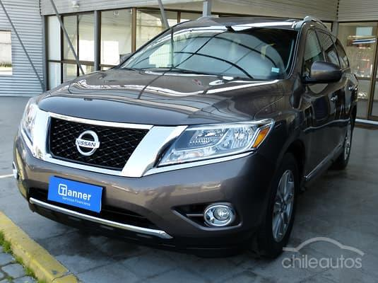 NISSAN PATHFINDER 2016 ADVANCE