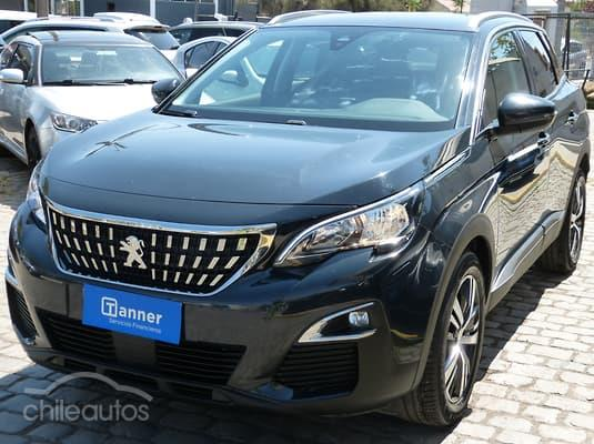 PEUGEOT 3008 2017 ACTIVE BLUE HDI 1.6
