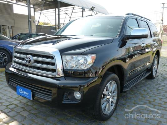 TOYOTA SEQUOIA 2011 4X4 5.7 LIMITED